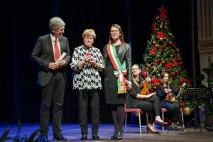 Cittadinanza onoraria di Schio a Irmi Nesslauer
